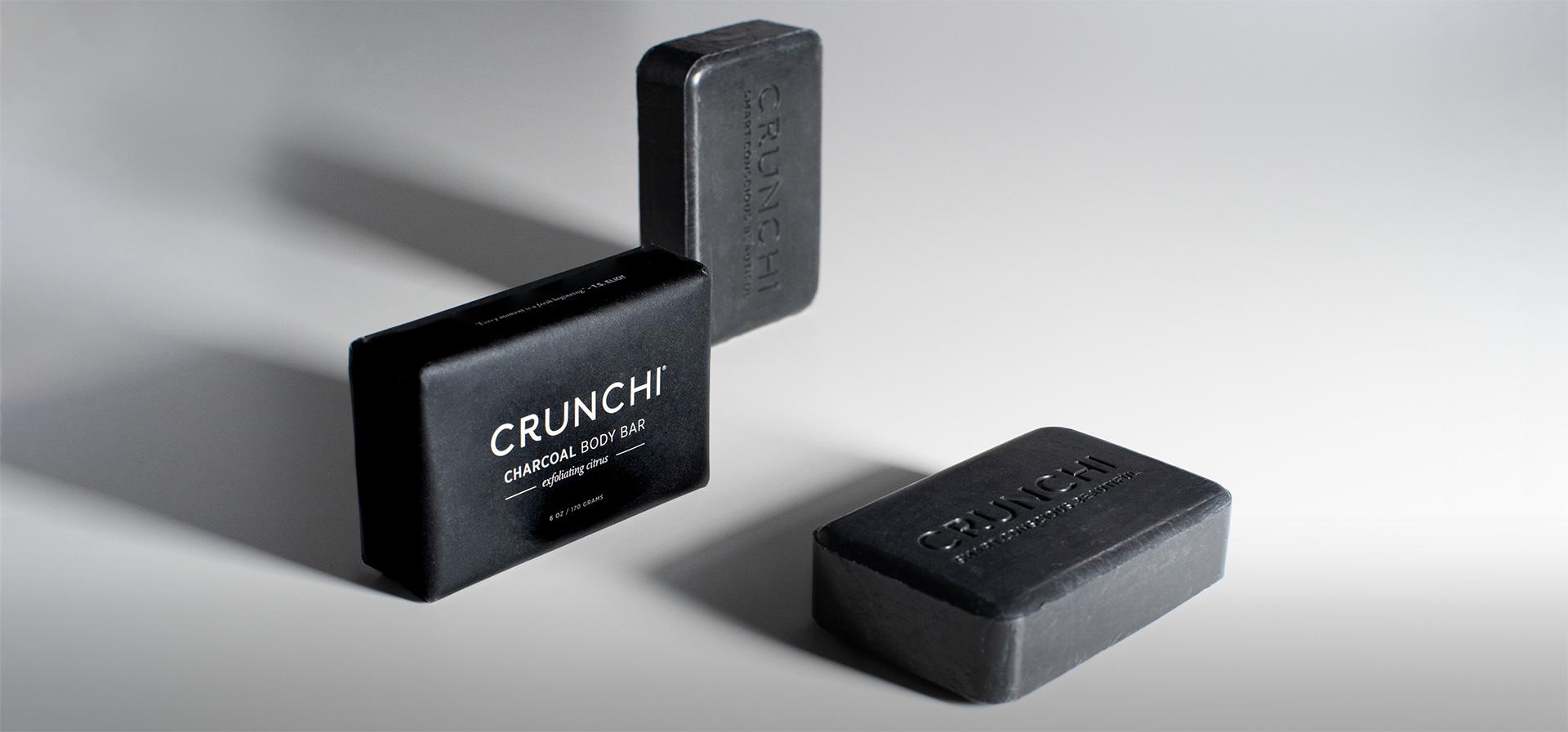 Charcoal Body Bars