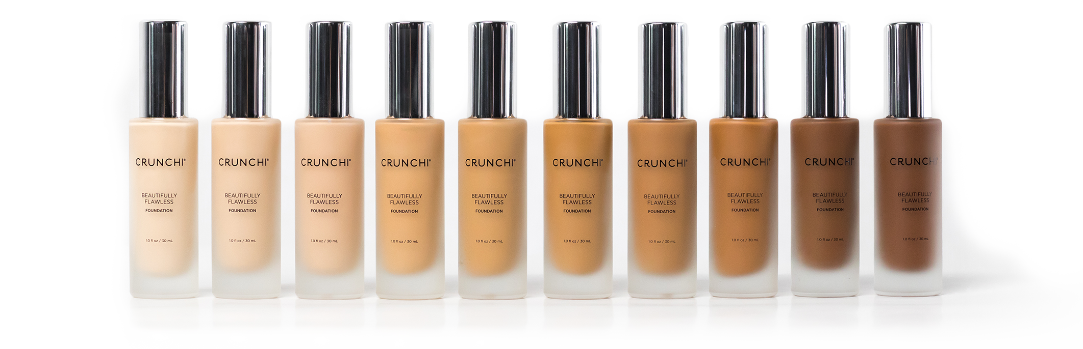 Crunchi Foundation Collection