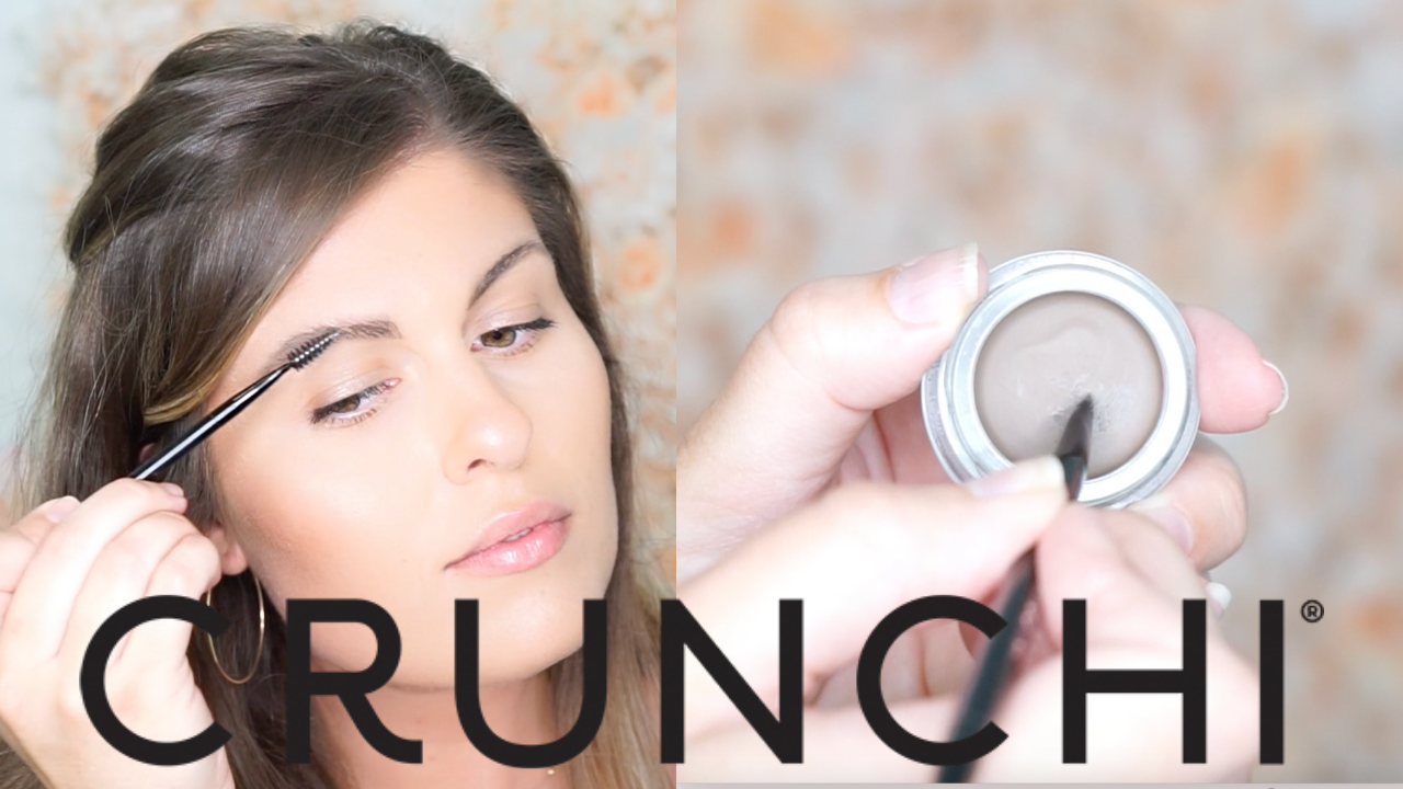 Get The Look: Nutrient Brow Pomade