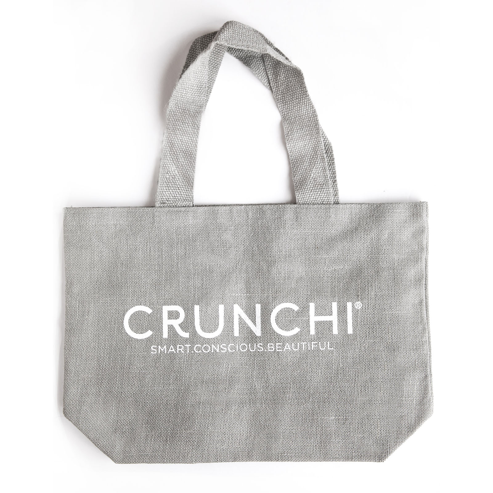 Crunchi Everyday Gray Tote