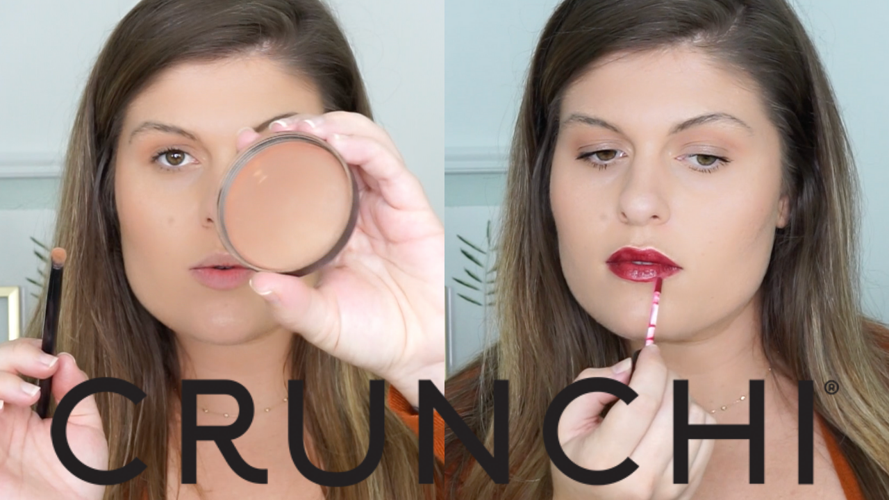 Get The Look: Transition Your Makeup Look To Fall In Under 5 Minutes!