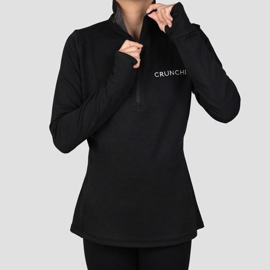 Women's Quarter Zip Pullover