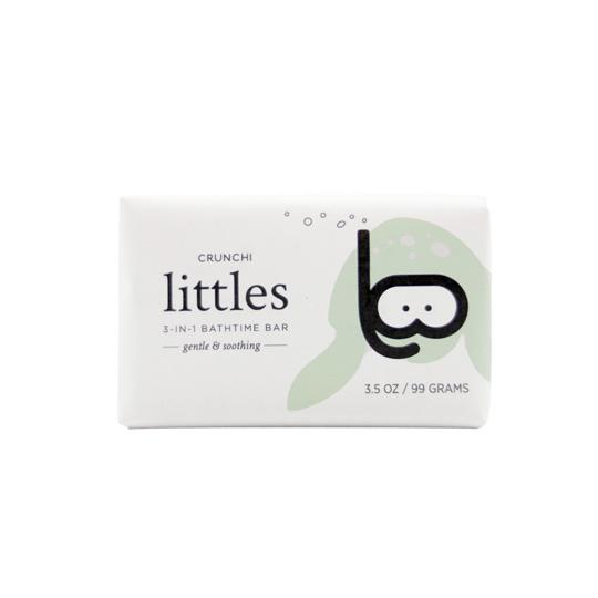 Littles™ 3-in-1 Bathtime Bar