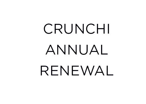 Annual Renewal Fee