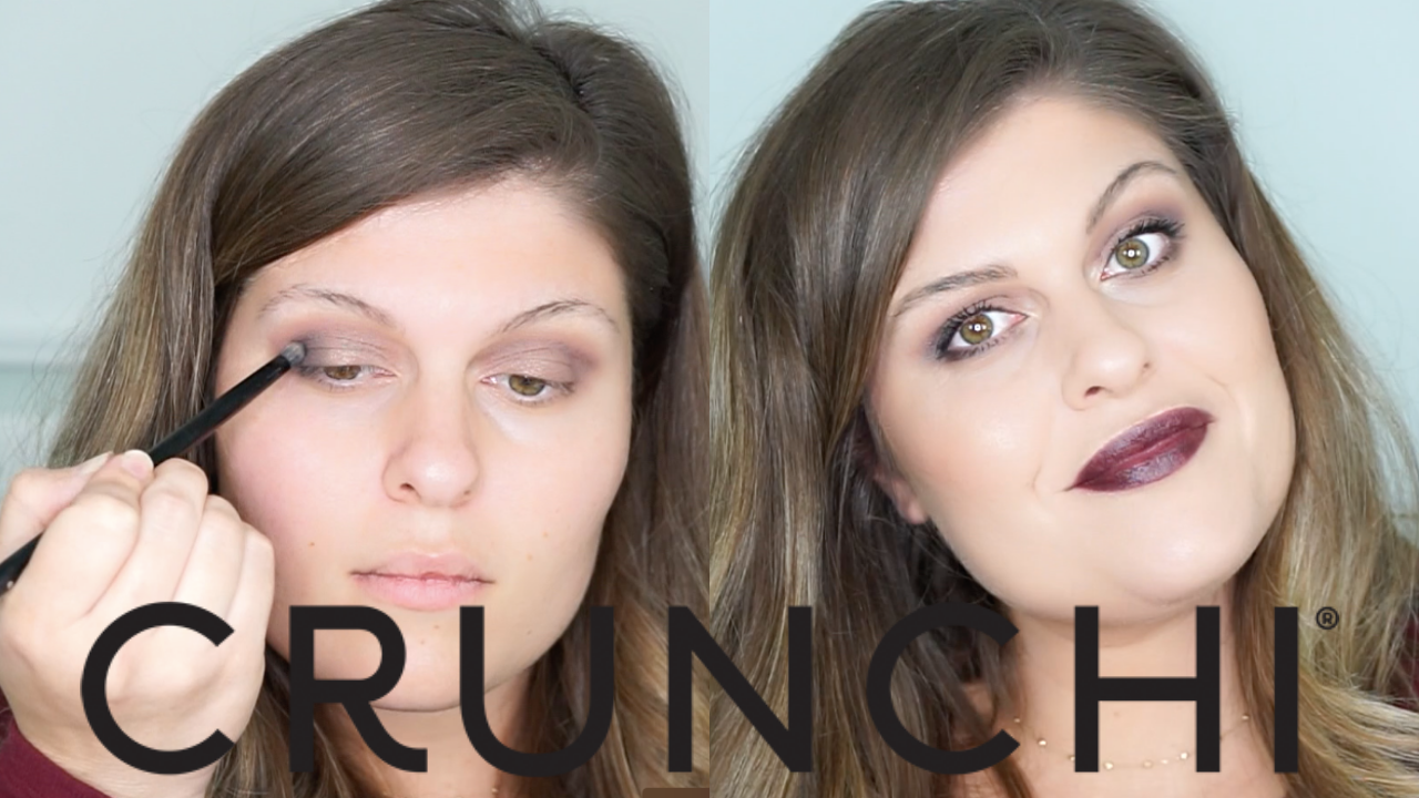 Get The Look: Bold Eye & Lip For Fall