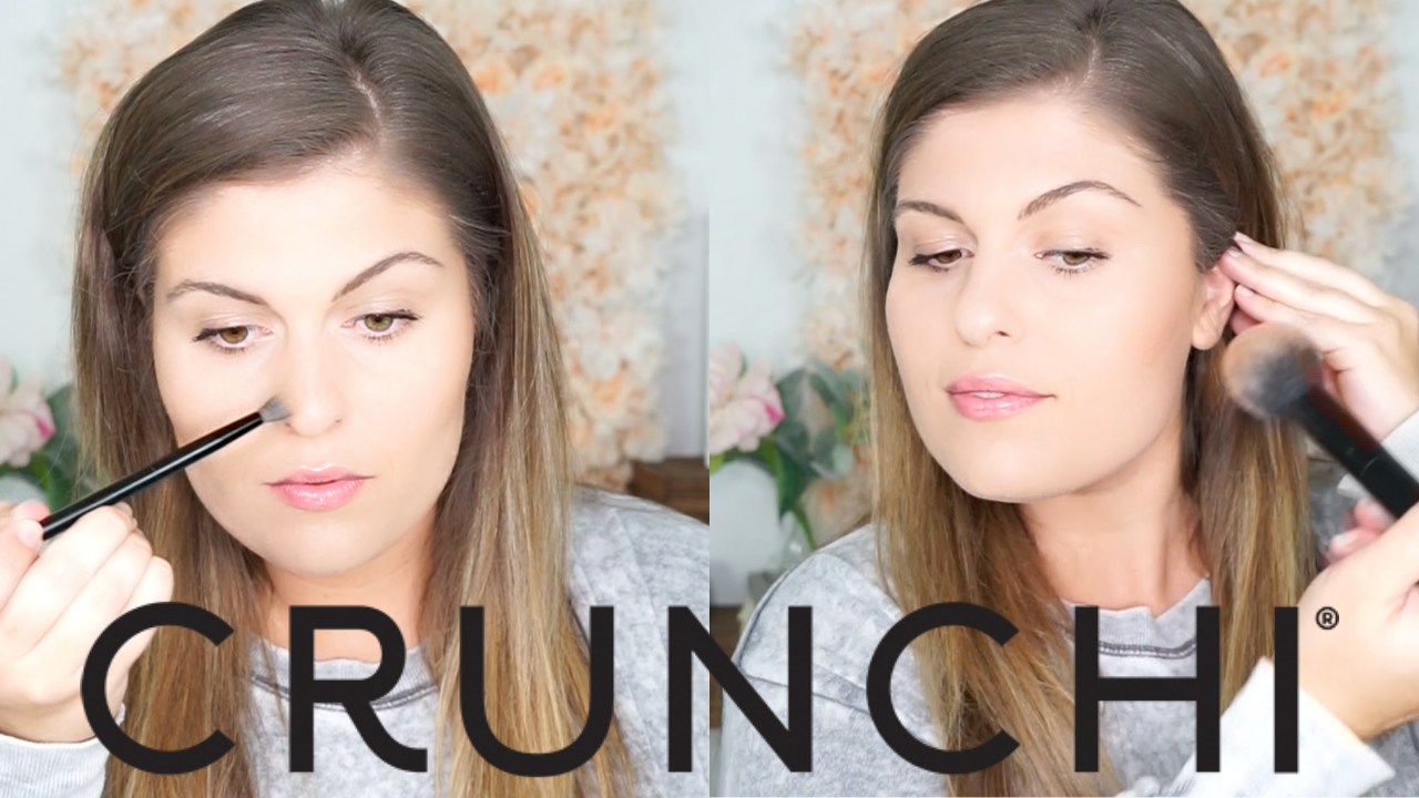 "Get The Look: How To Apply Our Brilliant Bronzer ""Healthy Glow"""